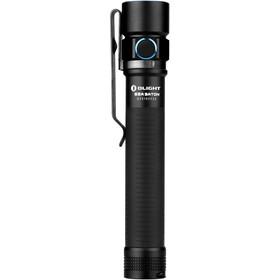 Olight S2A Baton Aufladbare Taschenlampe schwarz